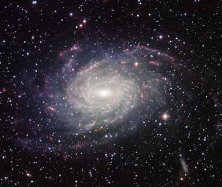 Galaksija, mliječna staza