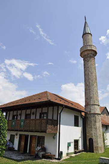pertačka džamija
