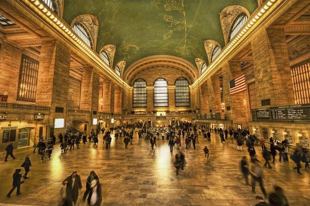 FOTO: Pogledajte kako izgledaju neke od najljepših metro stanica u svijetu