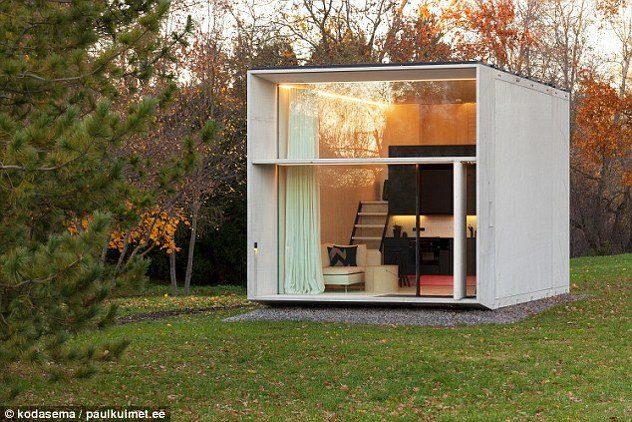 FOTO: Jednosobna rasklopiva 'kuća' koju možete ponijeti sa sobom bilo gdje