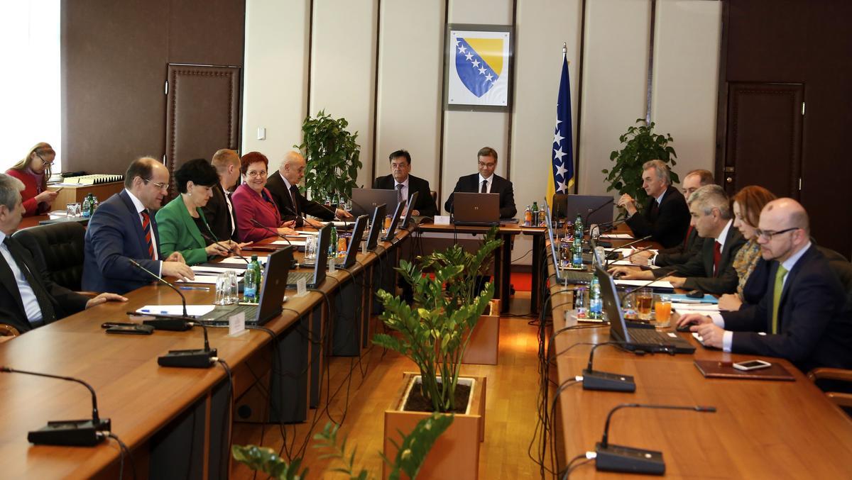 Image result for vijeće ministara bih