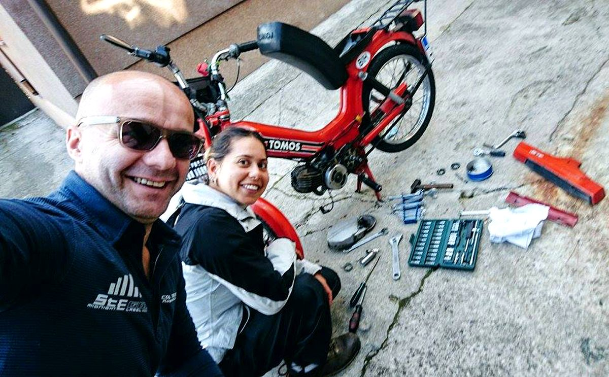 FOTO: Brazilka Sofija iz BiH ponijela motocikl Tomos i