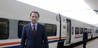 Enis Džafić, generalni direktor JP Željeznice FBiH