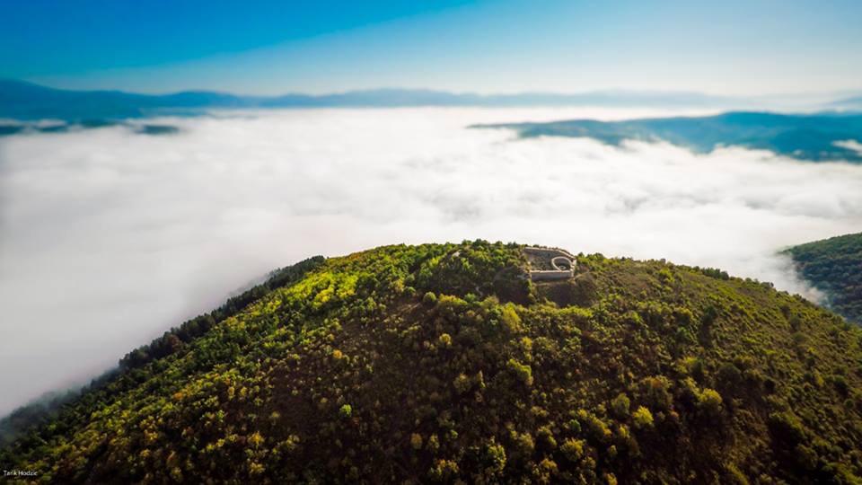 Velike koncentracije zagađenog vazduha iznad Visokog, Foto: Tarik Hodžić