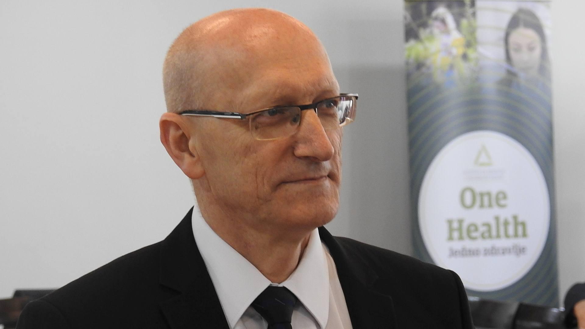 dr. Senad Huseinagić, direktor INZ ZDK