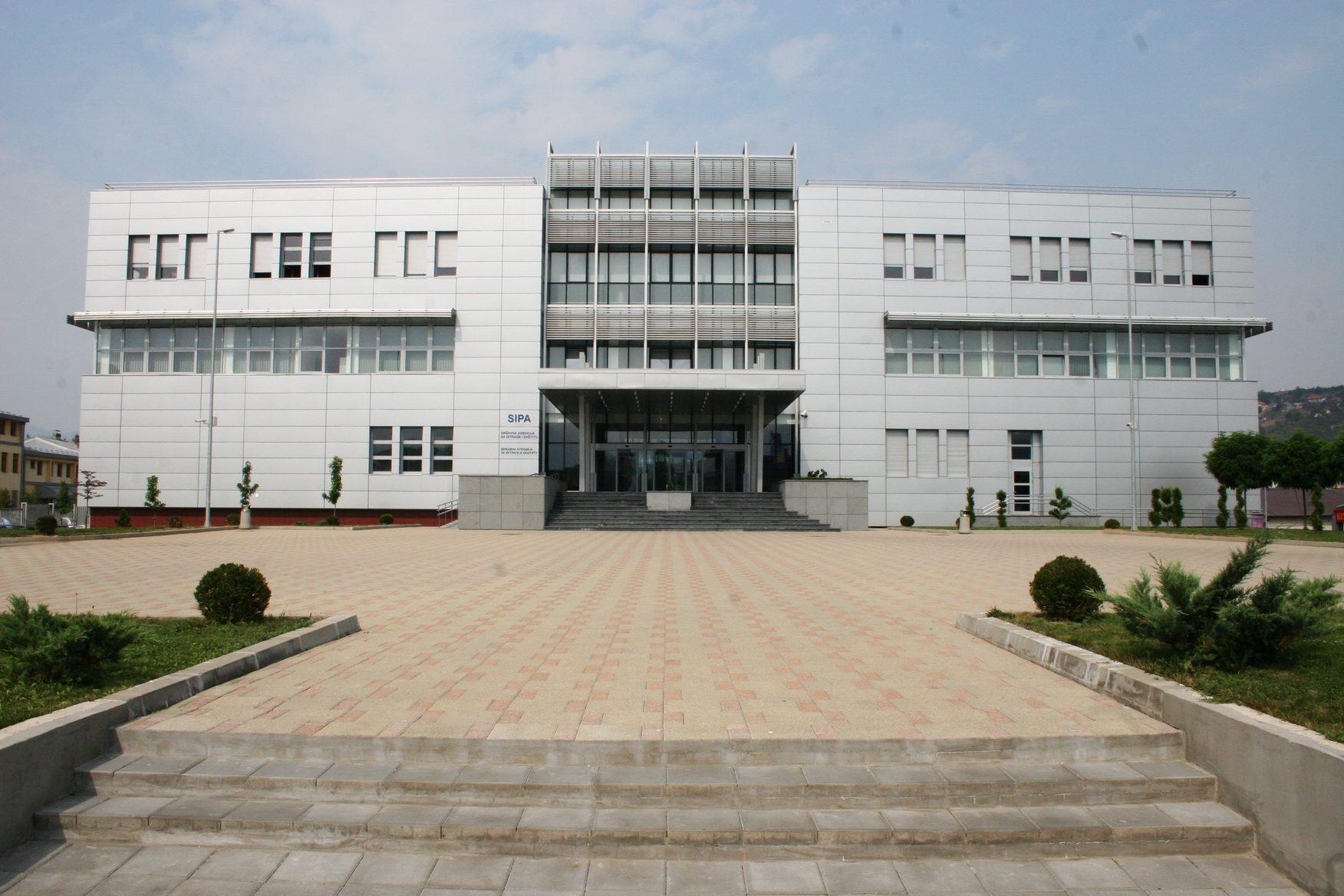 Zgrada SIPA-e