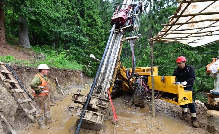 Iskopavanje zlata u Varešu (Foto: Avaz.ba)
