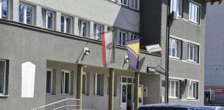 Zgrada Policijske stanice u Visokom / Ilustracija / Foto: Visoko.co.ba
