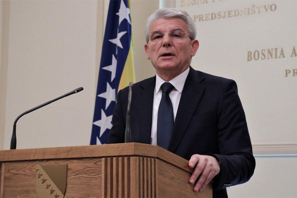 Šefik Džaferović / Foto: Fena