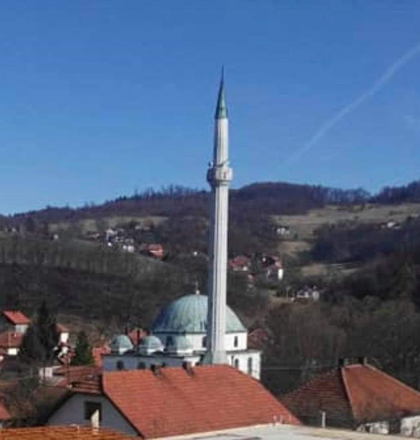 Džamija u Gračanici