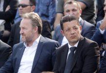 Bakir Izetbegović i Aljoša Čampara / Foto: FB