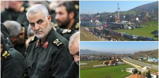 Qasem Soleimani / Čekrčići / Foto: Visoko.co.ba