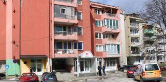 Zgrada gdje su registrovani prvi slučajevi zaraze koronavirusom u Kaknju