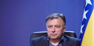 Amir Zukić, federalni ministar razvoja, poduzetništva i obrta