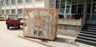 Kantonalnoj bolnici Zenica isporučen CT aparat