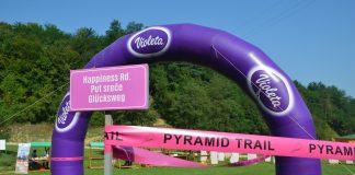 Pyramid trail utrka