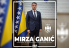 Mirza Ganić, kandidat za gradonačelnika Visokog