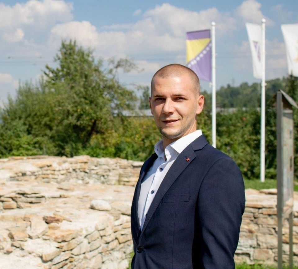 Admir Babić (GO SDP BiH Visoko)