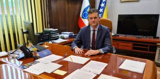 Premijer ZDK-a Mirnes Bašić