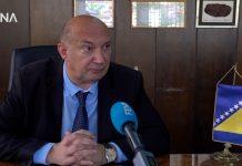 Federalni ministar rada i socijalne politike Vesko Drljača